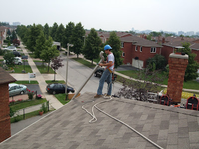 liability insurance eavestrough installer Toronto Ontario law
