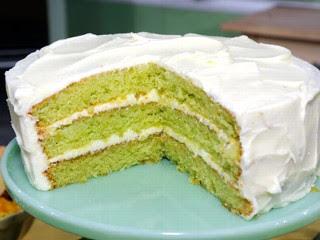 Margarita Flavored Cake Recipe