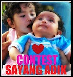 Contest Sayang Adik : Menang no 2