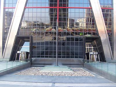Mi moleskine arquitect nico las torres kio philip johnson - Torres kio arquitecto ...