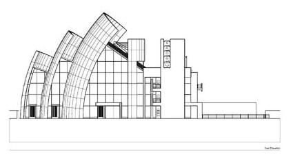 1000 images about religious studies center complex on - Alzado arquitectura ...