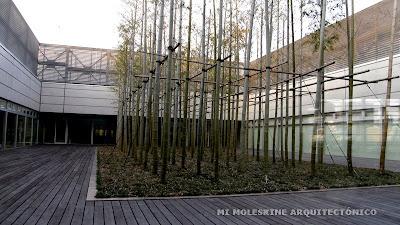 Bamboo Fibers Interior Design