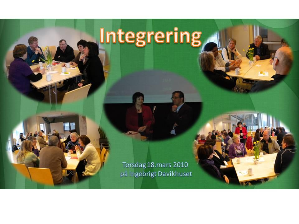 hva betyr integrering