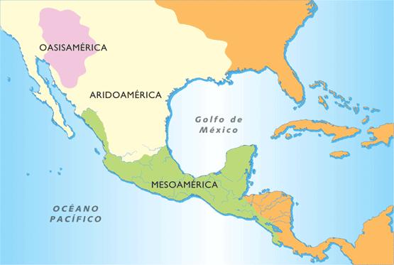 OASISAMERICA: Se localiza entre los ríos de sinaloa, lerma y panuco ...