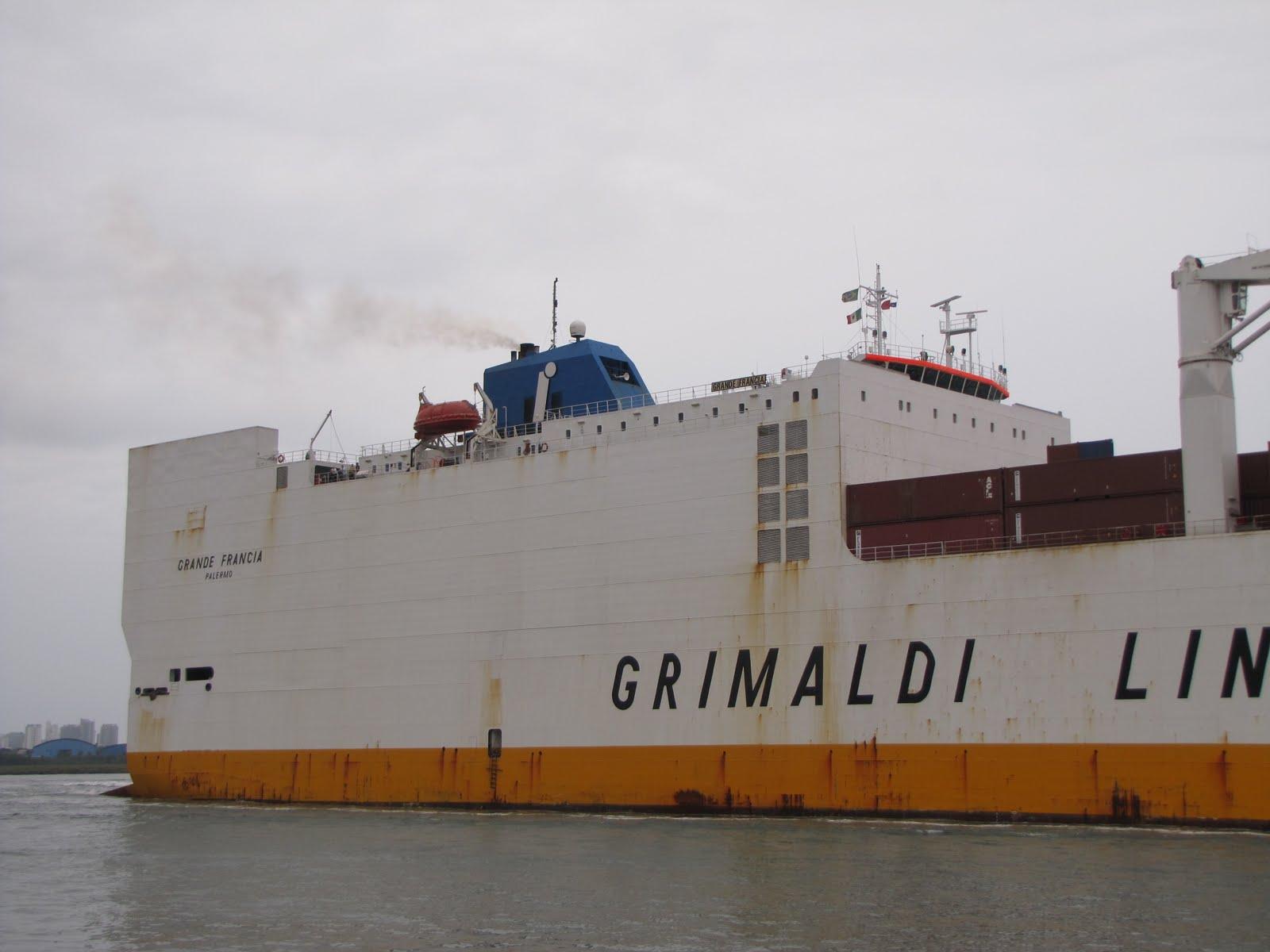 Navio Grand Navio Grande Francia