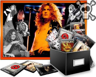 Discografia - Led Zeppelin [17 CD's] [Mediafire]