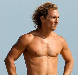 Mens Surfer Hairstyles