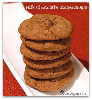 The Recipe Girl: Christmas Cookie Recipes: 25 Favorites