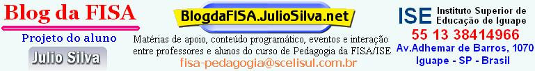 Pedagogia - BlogdaFISA.JulioSilva.net