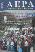 18° Encuentro de Escritores Ancashinos