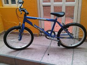 Bicicleta de Nini