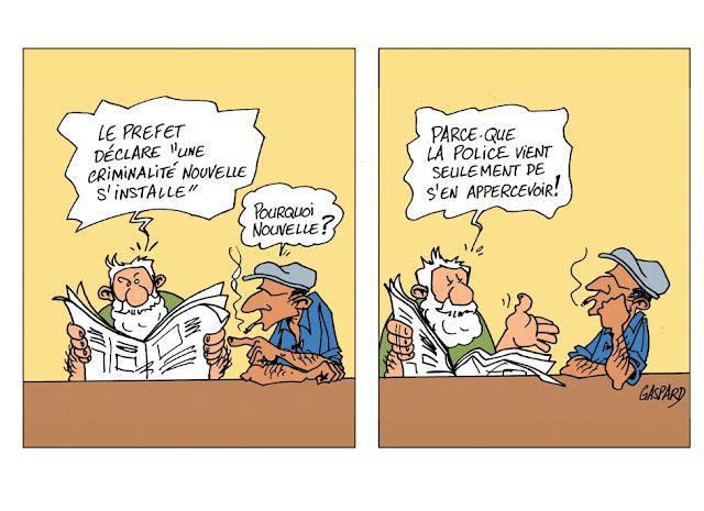 Le blog de gaspard gaspard et le journal de la corse en 2006 - Le journal de la corse ...