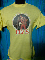 elvis ..iron on 1977