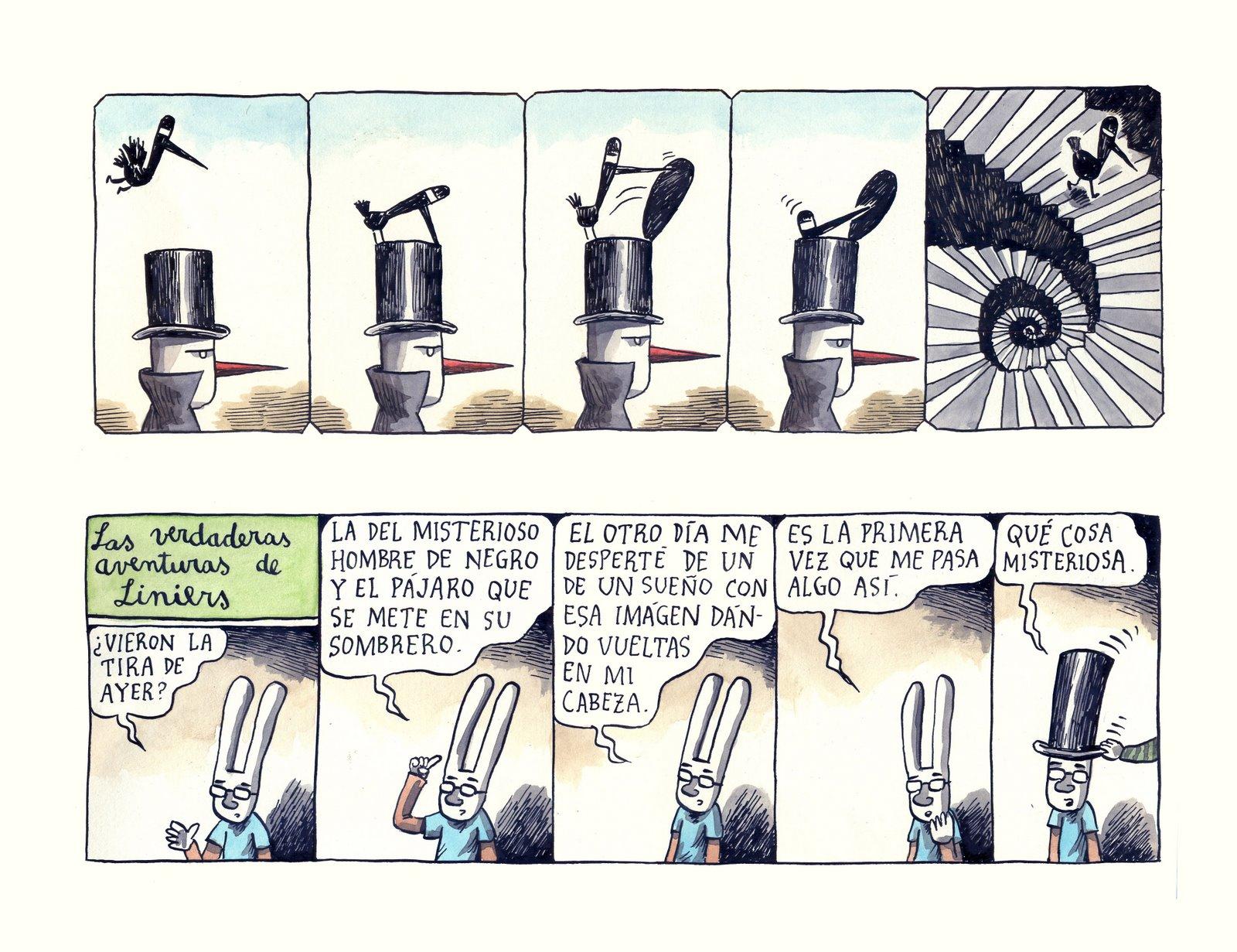Hola!, hoy les traigo muchas historietas de Liniers, conmemorando mi ...