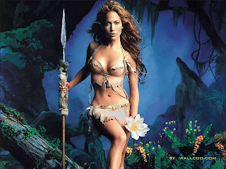 Jenniifer Lopez IN FOREST