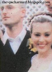 Alyssa Milano Cinjun Tate Wedding