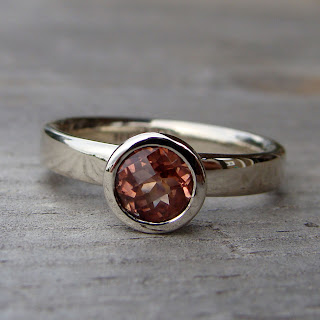 sunstone white gold