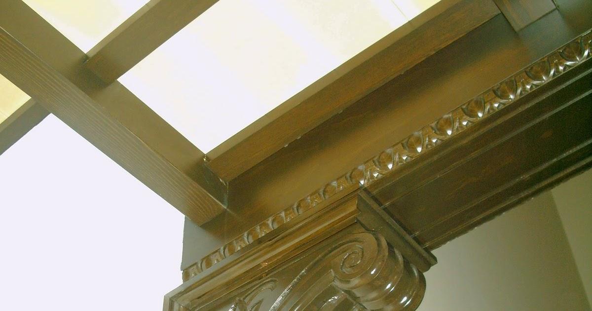 Catalogo fotos techos de madera artesonados - Fotos techos de madera ...