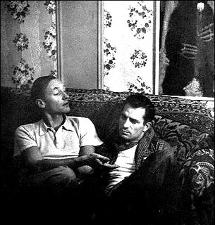 """All our best men are laughed at in this nightmare land."" -Kerouac"