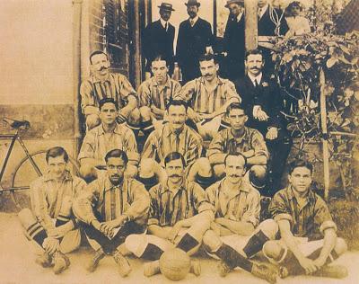 Fluminense em 1909