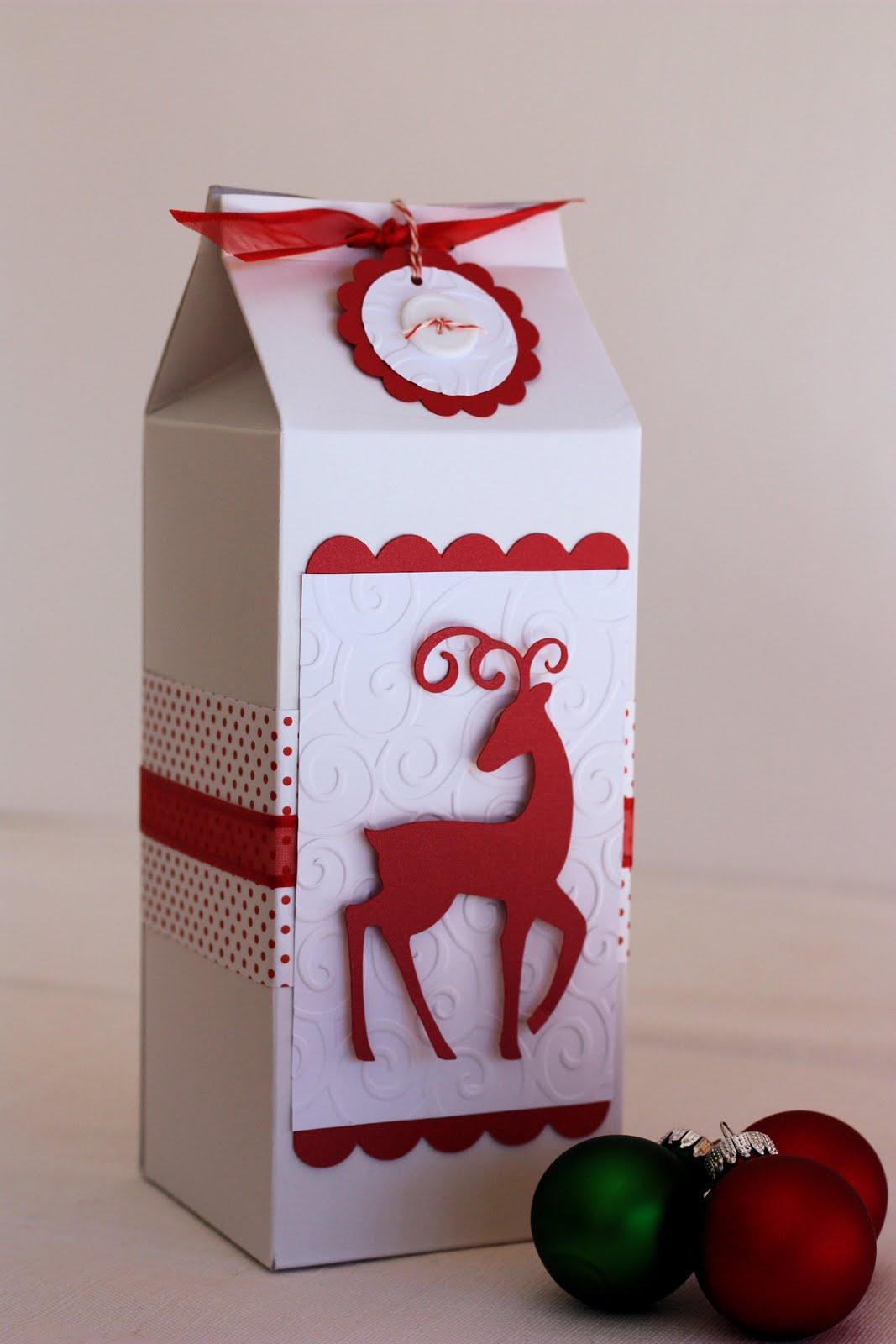 Milk Carton PackagingA Spoonful of Sugar
