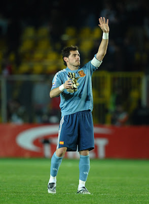Iker Casillas Sexy Big Poster