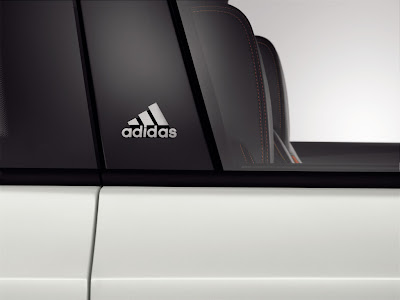 2010 Volkswagen Golf GTI adidas Badge