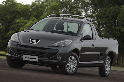 2011 Peugeot Hoggar 207 Black Series