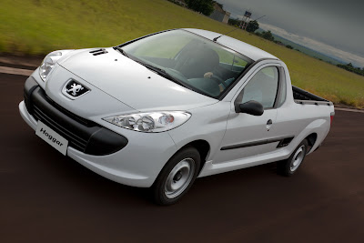 2011 Peugeot Hoggar 207 Car Picture