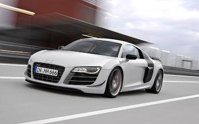 2011 Audi R8 GT Super Cars
