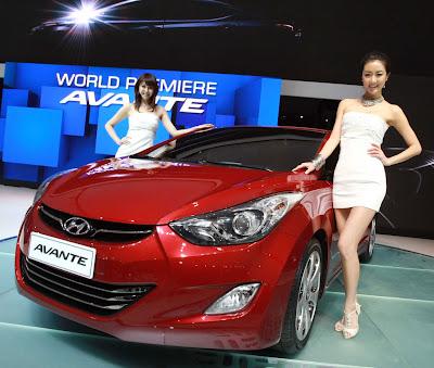 2011 Hyundai Avante Pictures