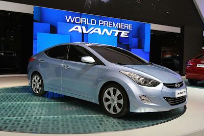 2011 Hyundai Avante Show Car