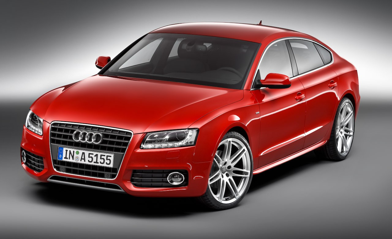The new cars zone 2010 audi a5 sportback car gallery