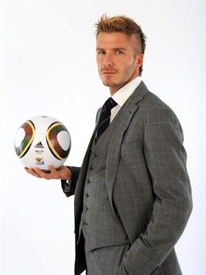 David Beckham New Poster
