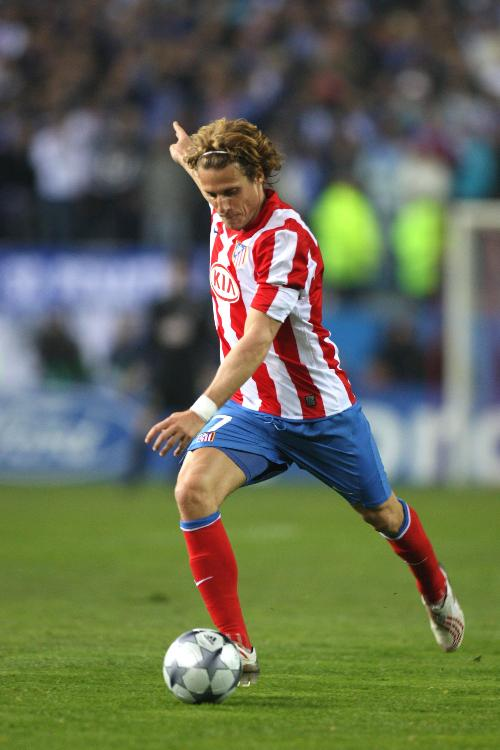 Diego Forlan Best Football Player
