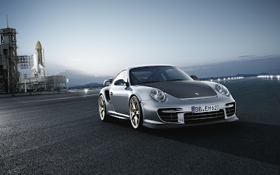 2011 Porsche 911 GT2 RS Car Wallpaper
