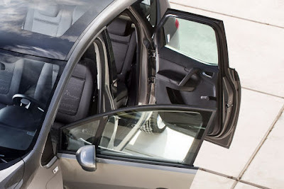 2011 Opel Meriva Interior