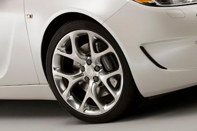 2010 Buick Regal GS Concept Wheel