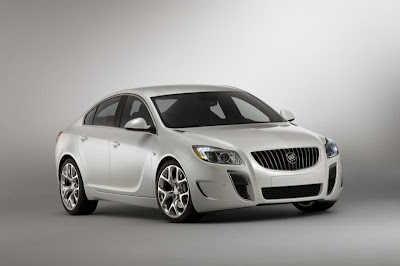 2010 Buick Regal GS Concept Picture