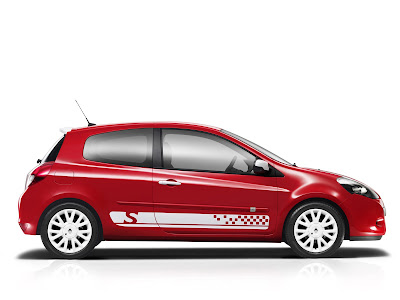 2010 Renault Clio S Side View