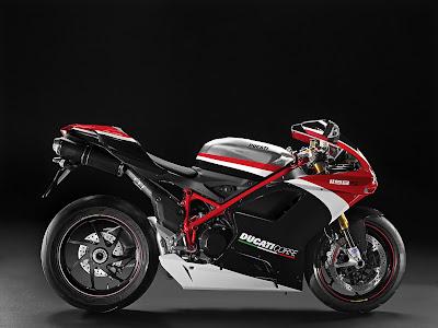 2010 Ducati 1198S Corse Special Edition Sport Bike