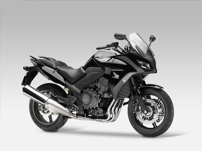 2010 Honda CBF1000 Black Color