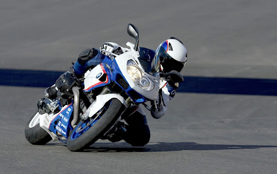 2010 BMW HP2 Sport in Action