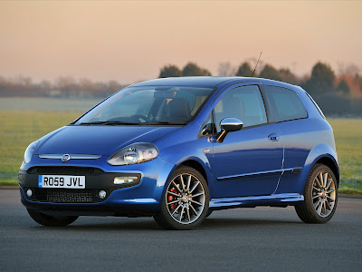 2010 Fiat Punto Evo First Look