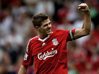 Steven Gerrard Football