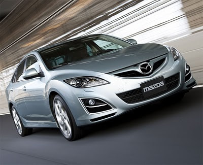 2011 Mazda6 facelift First Look