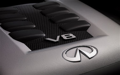 2011 Infiniti FX Limited Edition Engine