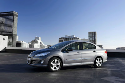 2011 Peugeot 408 Car Wallpaper