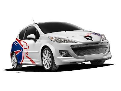 2011 Peugeot 207 S16 Car Picture