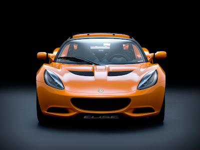 2011 Lotus Elise Front View